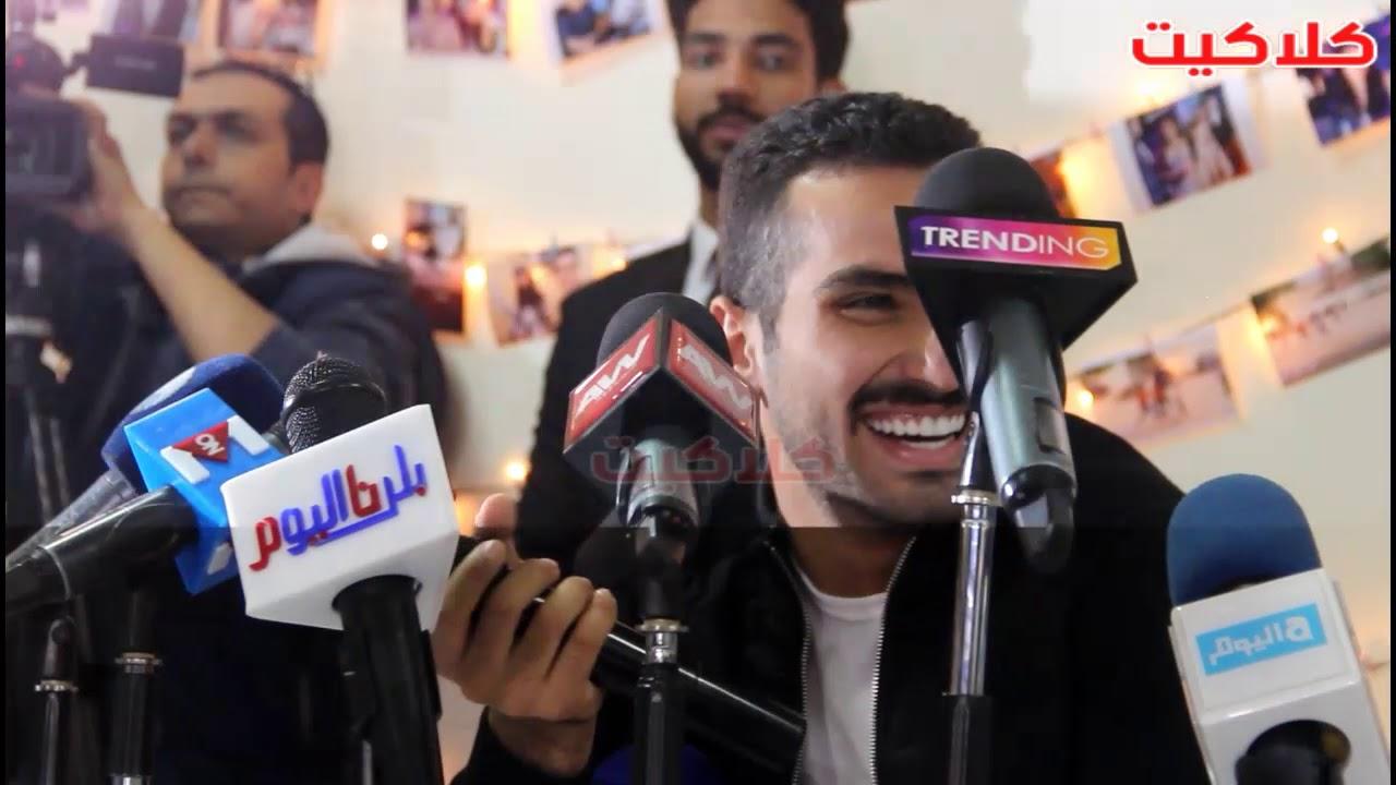 كلاكيت | فتاة تحرج محمد الشرنوبي انت مرتبط ولا لا ؟ .. شاهد رد فعله