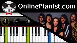 Scorpions - Wind Of Change - Piano Tutorial & Sheets