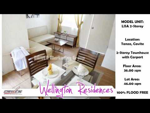 Wellington Residences Rent to Own LIPAT AGAD in Tanza Cavite near MOA and NAIA