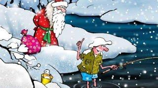 The Fisher Online Новогодняя рыбалка