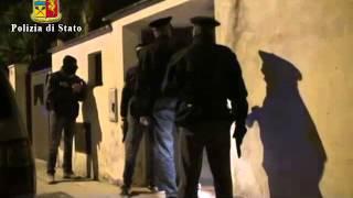 Repeat youtube video Operazione Carabinieri del R.O.S. e la Squadra Mobile della Questura di Lecce