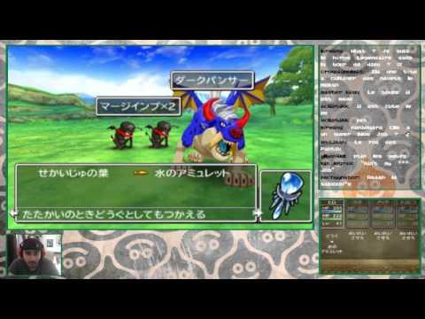 [EP#2] LETS PLAIE - Dragon Quest VII 3DS présentation