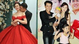 Vợ 2 Vân Quang Long thì xinh như hotgirl trong khi nhan sắc vợ đầu choáng thế này đây....