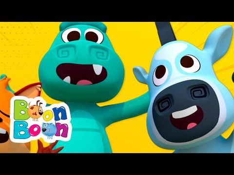 Crocodilul Dante – Cantece pentru copii BoonBoon – Cantece pentru copii in limba romana
