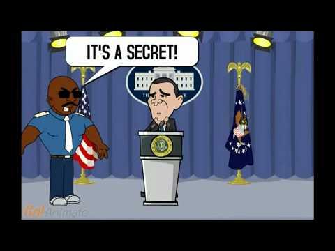 Officer Bubbles - Secret 5 Metre Law (Officer Bubbles Cartoon / Cartoons / G20 Toronto))
