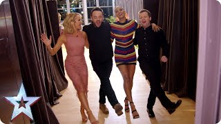Preview: Ant & Dec and the Judges have had the time of their lives   Britain's Got Talent 2017