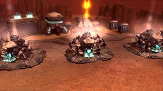 Tryst RTS game set in the distant future teaser trailer - PC