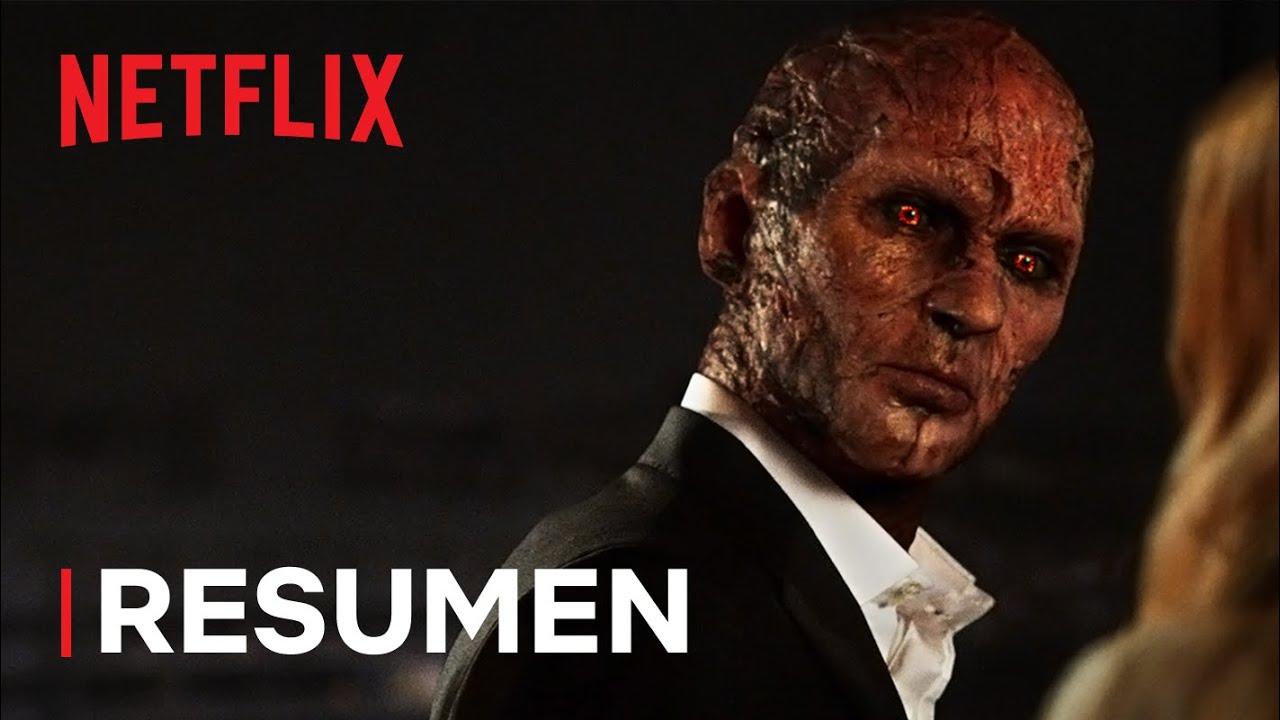 Lucifer | Resumen de la temporada 4 | Netflix