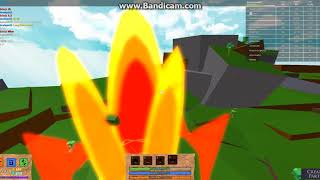 BECOMING BAKUGO!!! | Roblox Elemental Battlegrounds [New Explosion Element]