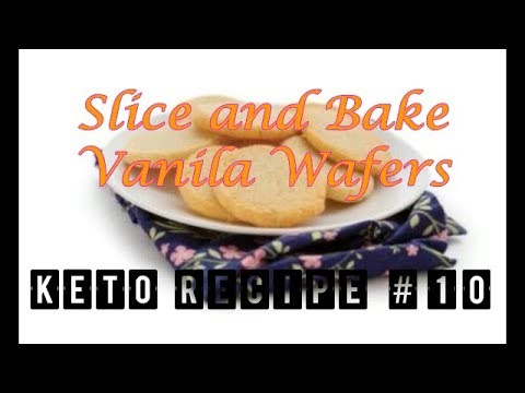 keto-recipe-#10-slice-and-bake-vanilla-wafers---ketogenic-diet
