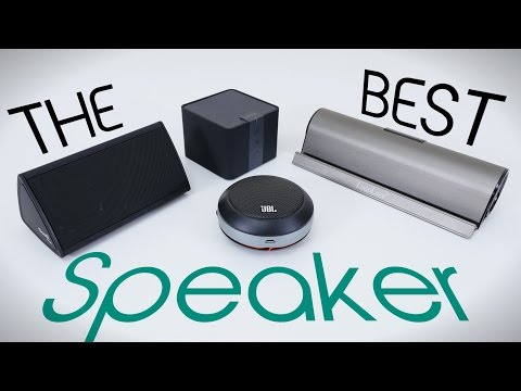 The Best Budget Portable Speaker (2014) - Lugulake (4K)