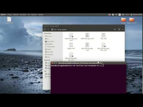Ubuntu Skype 64bit çözüm