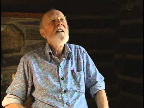 """Pete Seeger talks about the history of """"We Shall Overcome"""" (2006)"""