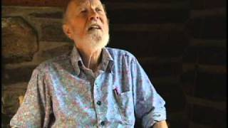 "Pete Seeger talks about the history of ""We Shall Overcome"" (2006)"