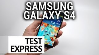 Test express du Samsung Galaxy S4 - par Test-Mobile.fr