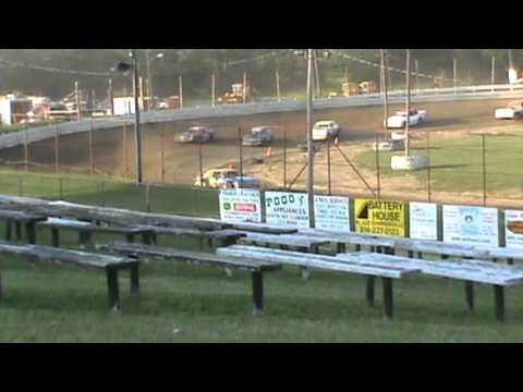 Feature Win at Sportsman's Speedway 6-23-13