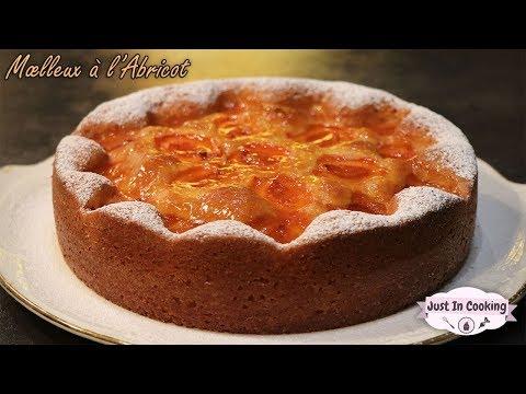 recette-de-gâteau-moelleux-à-l'abricot