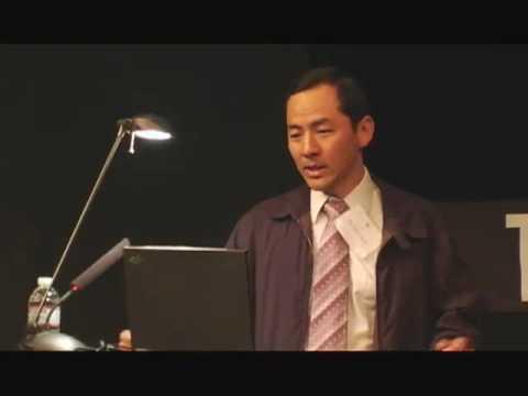 Japanese Hospital 3 of 14:  Presentation by Dr. Troy Kaji - part 1/5
