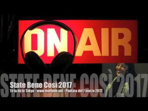 State Bene Così - 07/03/2017 (Ilario, Furio, Meeting, Tele Torre)