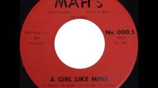 Jimmy Green - A Girl Like Mine