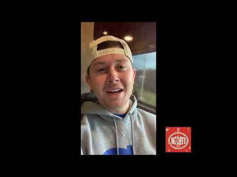 A Quick Message from Scotty McCreery