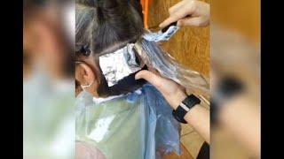 Сделать МЕЛИРОВАНИЕ и женскую СТРИЖКУ Татьяна Угро салон La Familia Семейная парикмахерская Бровары