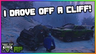 GTA 5 Roleplay - I Drove Off A Cliff | RedlineRP #27