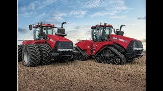 New Case IH Steiger Series Tractors CVXDrive | Tractor Case | Tractors Case IH | TractorLab