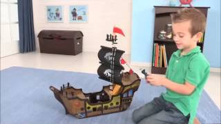 Kidkraft Pirate Ship In Canada