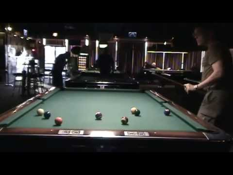 Joe Klein Dennis Walsh Straight Pool
