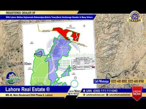 Bahria Town Karachi Map What Land Is Now Legal  3 Version Ex