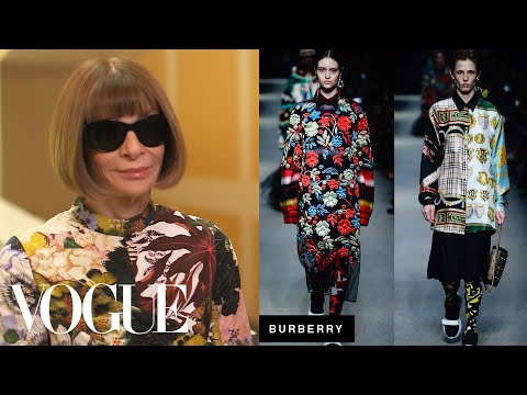 Anna Wintour on 5 Highlight Shows From London Fashion Week | Vogue