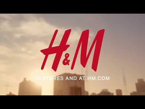 Nathan Mitchell for H&M Men: Express Yourself