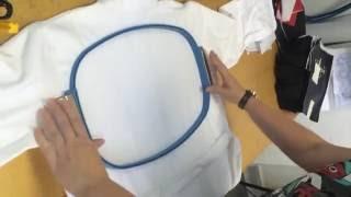 видео вышивка на халатах