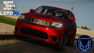 Gta 5 Mods Unmarked Grand Cherokee Trackhawk Los Santos Patrol Smotret Video Onlajn Brazil Fight Ru