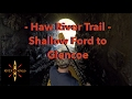 Haw River Trail Kayaking - River Guide Series. - Shallow Ford to Glencoe 3 of 11