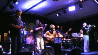 humus - giallo cinese - Live@stones cafè, Luglio 2009, Vignola (MO) (Video by Radiopapa)