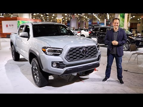 Is the 2020 Toyota Tacoma TRD still the midsize truck to BUY?