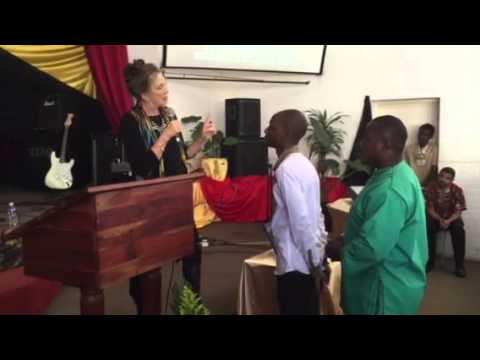 Prophesying in Africa