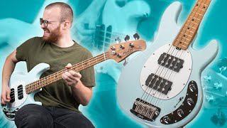 The Beauty & Tone BEAST! - Sterling By Music Man Stingray Ray34HH [Demo]