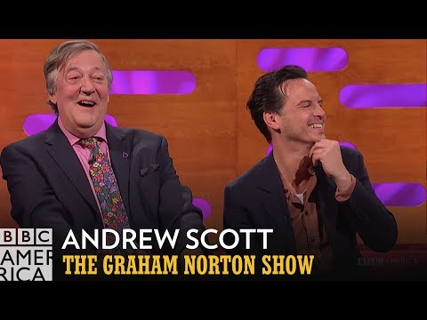 Andrew Scott Knows How You Feel About Hot Priests | The Graham Norton Show | BBC America