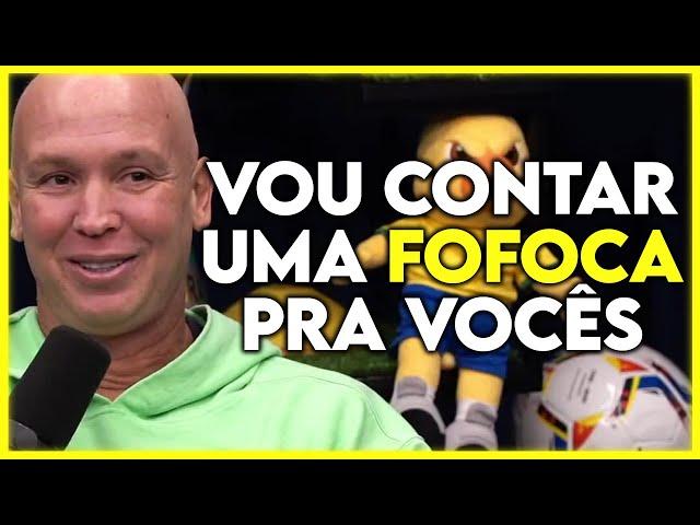 COMO FOI O 7X1 NA GLOBO (CAIO RIBEIRO) | Cortes Podcast