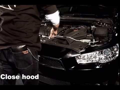 Spec-D - Headlights Mitsubishi Lancer 2008-2013 Installation Instructions