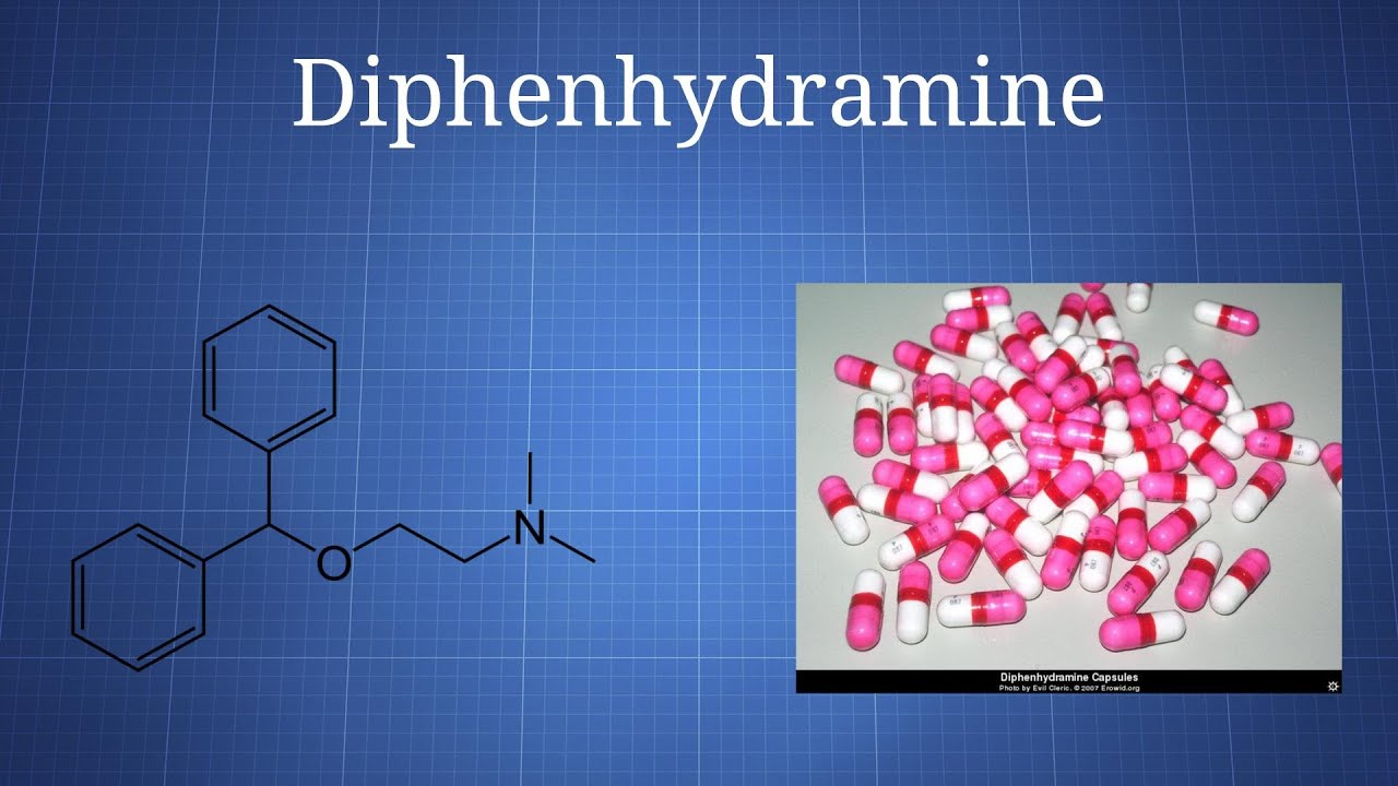 Health & Fit: Read This If You Take Benadryl to Help You