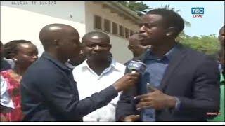 BREAKING: Mawaziri wapya Washtukiza kiwanda cha korosho Lindi