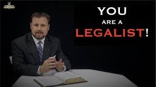 Legalism Explained - Pastor James C. Johnson - Strength for Life