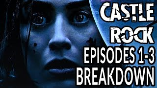 CASTLE ROCK Season 2 Episodes 1-3 Breakdown Theories and Details You Missed