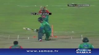 Pakistan ki batting wah ji wah News Package 03 March 2016