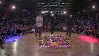 Red Bull BC One Cypher Poland 2018 | Semifinal: Kostek vs. Nikita
