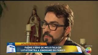Padre Fábio de Melo fala sobre sua Síndrome do Pânico - Tribuna da Massa (24/04/18)